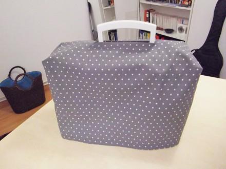 Mon atelier de couture isabelle sews - Housse machine a coudre ...