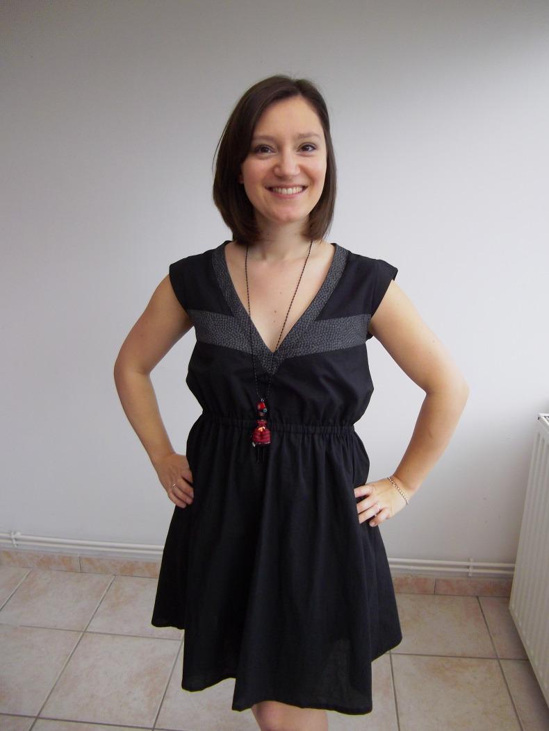 robe myriam un été couture république du chiffon