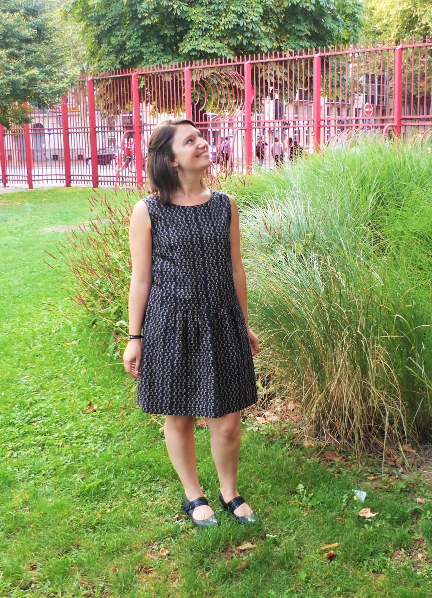 La robe Mickaëlle#2