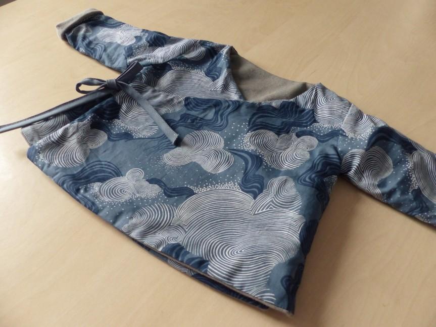 Un kimono pourbébé