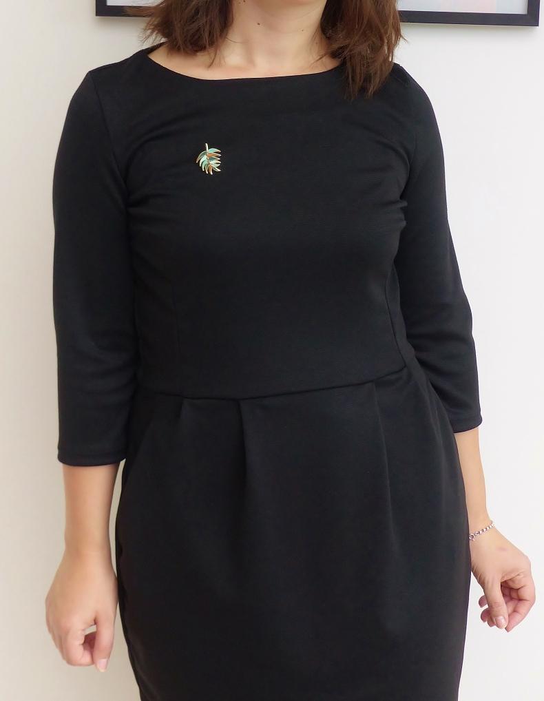 Robe Lora La Maison Victor jersey milano