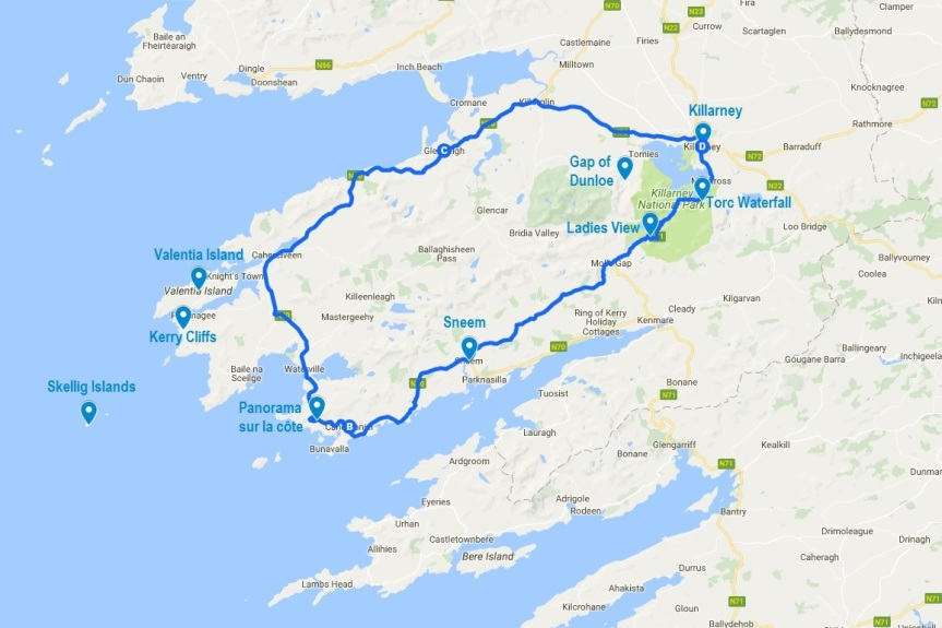 carte-ring-of-kerry-irlande