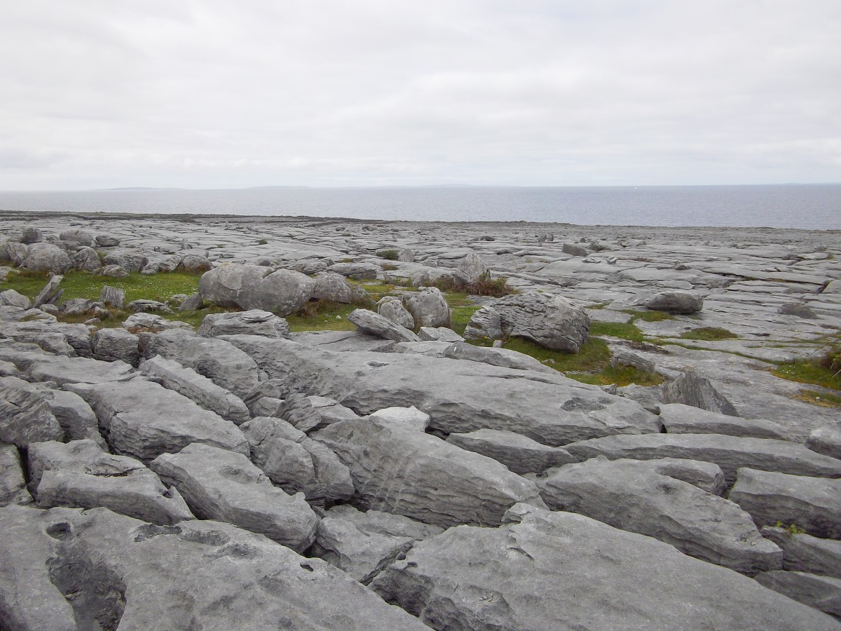 Le Burren - Irlande 3/3
